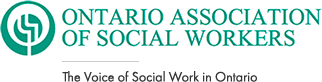ON Association of Social Workers Logo